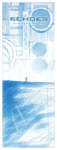 Echoes Poster Draft by John Brito