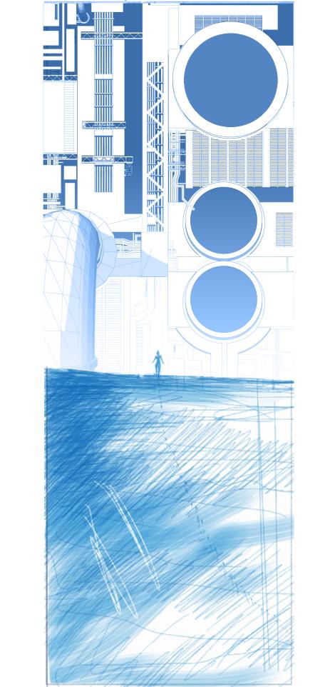 Echoes poster Work-In-Progress