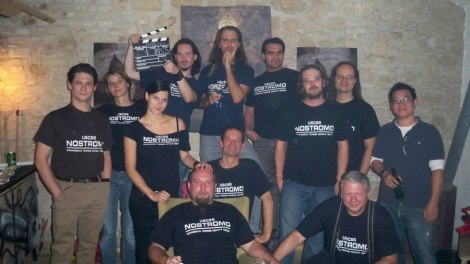 Nostromo independent film crew