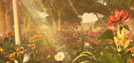 preview of 3D animation of the Garden of Eden