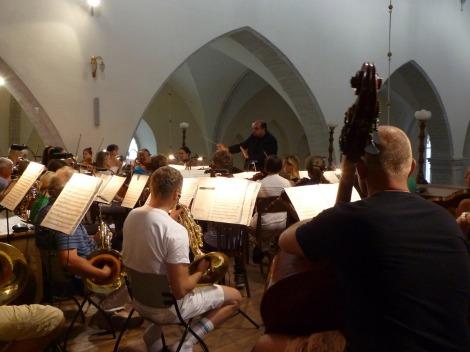 Klaaspärlimäng Sinfonietta - Tallinn - August 2013