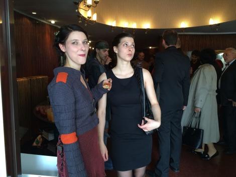 no budget science fiction film Nostromo premiere