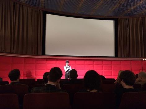 no budget sciene fiction film Nostromo premiere