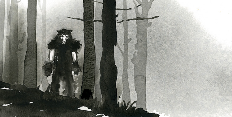 horror short film The Cellar by John Brito