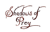 Shadows of Prey horror webseries logo