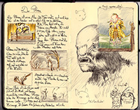 sketchbook director John Brito fairy