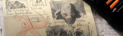 thumbnail horror short film masked man by John Brito