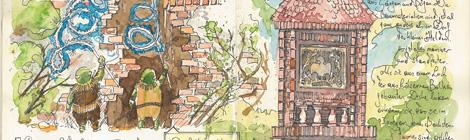 children´s book fairytale by John Brito