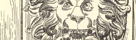 fantasy children´s book illustration by John Brito