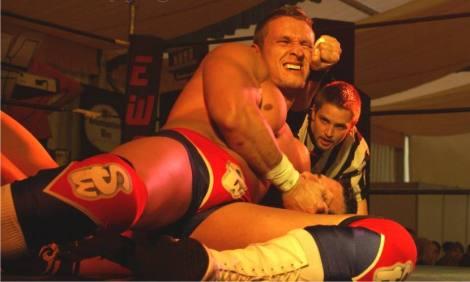 pro wrestler Sexy Peter White