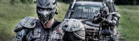 Wyrmwood postapocalyptic zombie film
