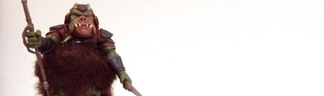 Gamorrean Guard Star Wars figure