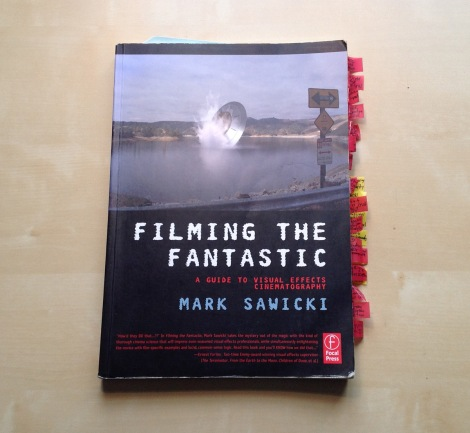 Filming the Fanastic by Mark Sawicki book review