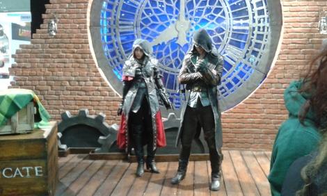 Assasins Creed at Vienna Comic Con 2015