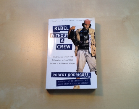 Robert Rodriguez on filmmaking, Book Review: Rebel without a crew