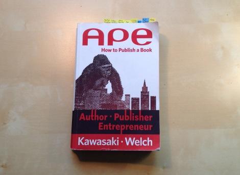Author Publisher Entrepeneur, self publishing book by Guy Kawasaki
