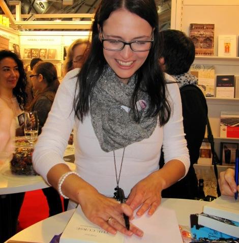 romance author Emily Bold