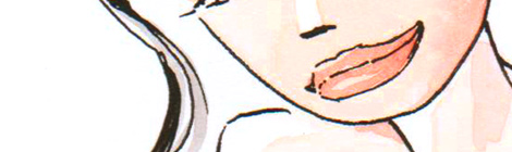 cartoon by children's book author John E. Brito