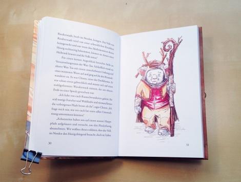 fantasy children`s book by director John E. Brito