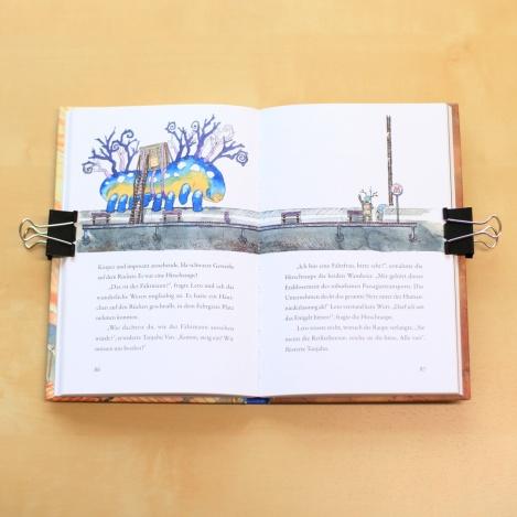 illustriertes Fantasy-Kinderbuch Weihnachtsgeschenk für Kinder
