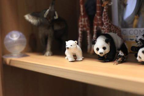 Schleich Figur Eisbär Bär Panda
