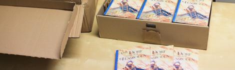 Kinderbuch Das Dorf unter dem Fußboden - John E. Brito - erhältlich in Österreich